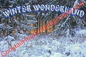digital backdrop sample 48 winter wonderland with text