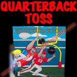 quarterback toss carnival game