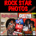 rock star photos