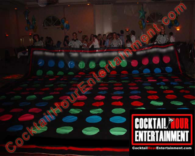 giant twister game rental for party
