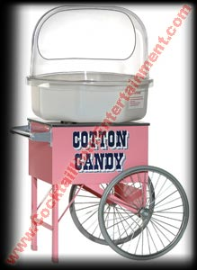 Bar Mitzvah Cotton Candy