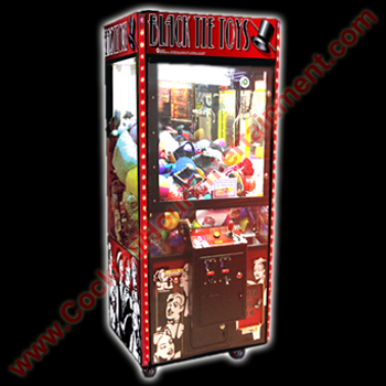 Bar Mitzvah Claw Machine